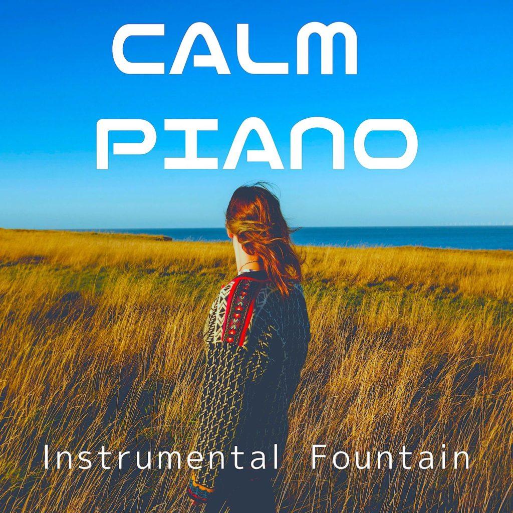 Calm Piano Instrumental Fountain