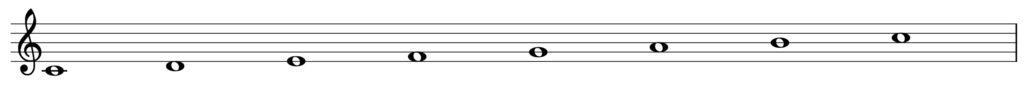 楽典 近親調 主調 属調 C dur
