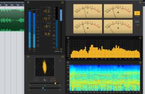 DTM DAW ミックス マスタリング  IK Multimedia メータープラグイン Full Metering RMS