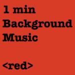 red 大石仁久 niku oishi 1min background music