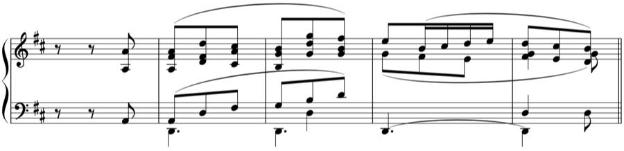 対旋律 対位法 音楽理論