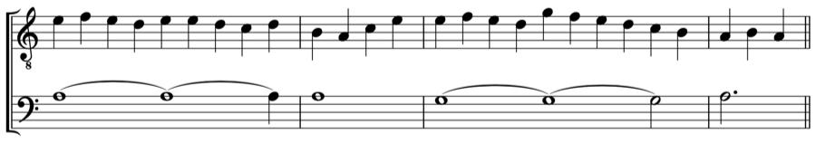 オルガヌム ポリフォニー 主旋律 対旋律 対位法 音楽理論 メリスマティック サンマルシャル
