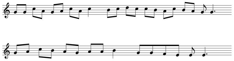 フリギア旋法 教会旋法 グレゴリオ聖歌 対位法 音楽理論