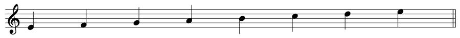フリギア旋法 移高 移旋 教会旋法 対位法 音楽理論