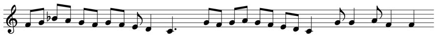 イオニア旋法 移高 移旋 教会旋法 対位法 音楽理論