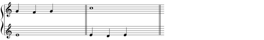 刺繍音 不協和音程 対位法 音楽理論