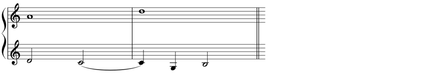 解決 シンコペーション 協和音程 不協和音程 自由対位法 同音反復 対位法 音楽理論