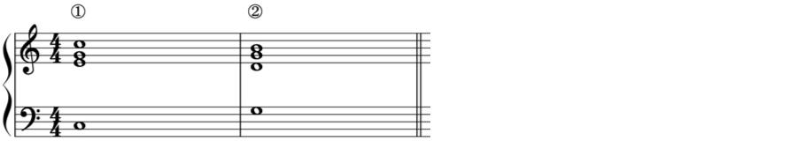 ハーモニー トニカ ドミナンテ 和声法 音楽理論