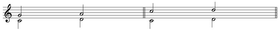 連続5度 連続8度 和声法 音楽理論