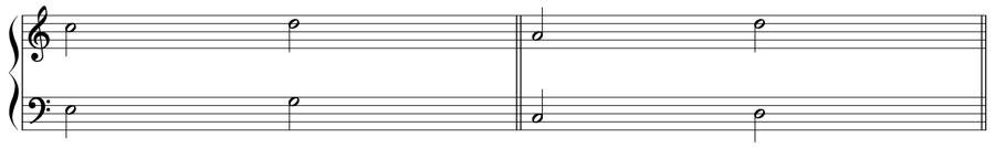直行5度 直行8度 和声法 音楽理論